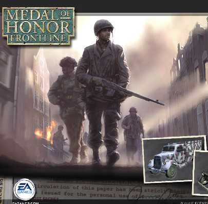 Новий Medal of Honor